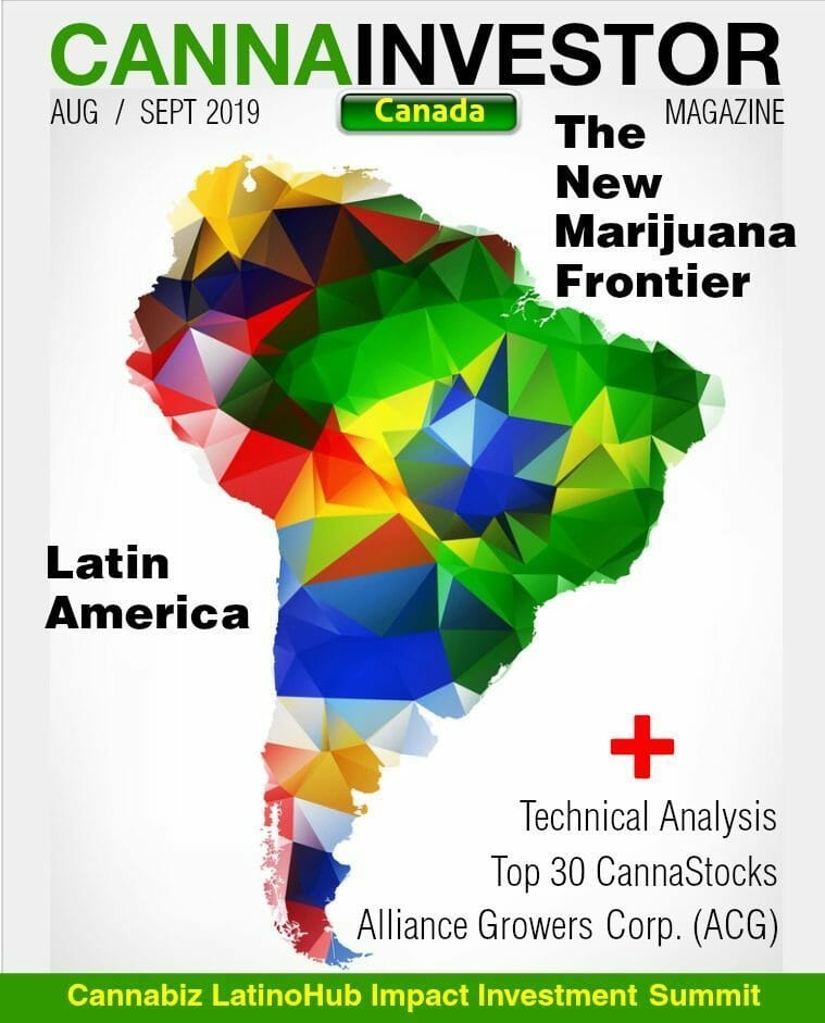 Canna Investor Canada August Edition